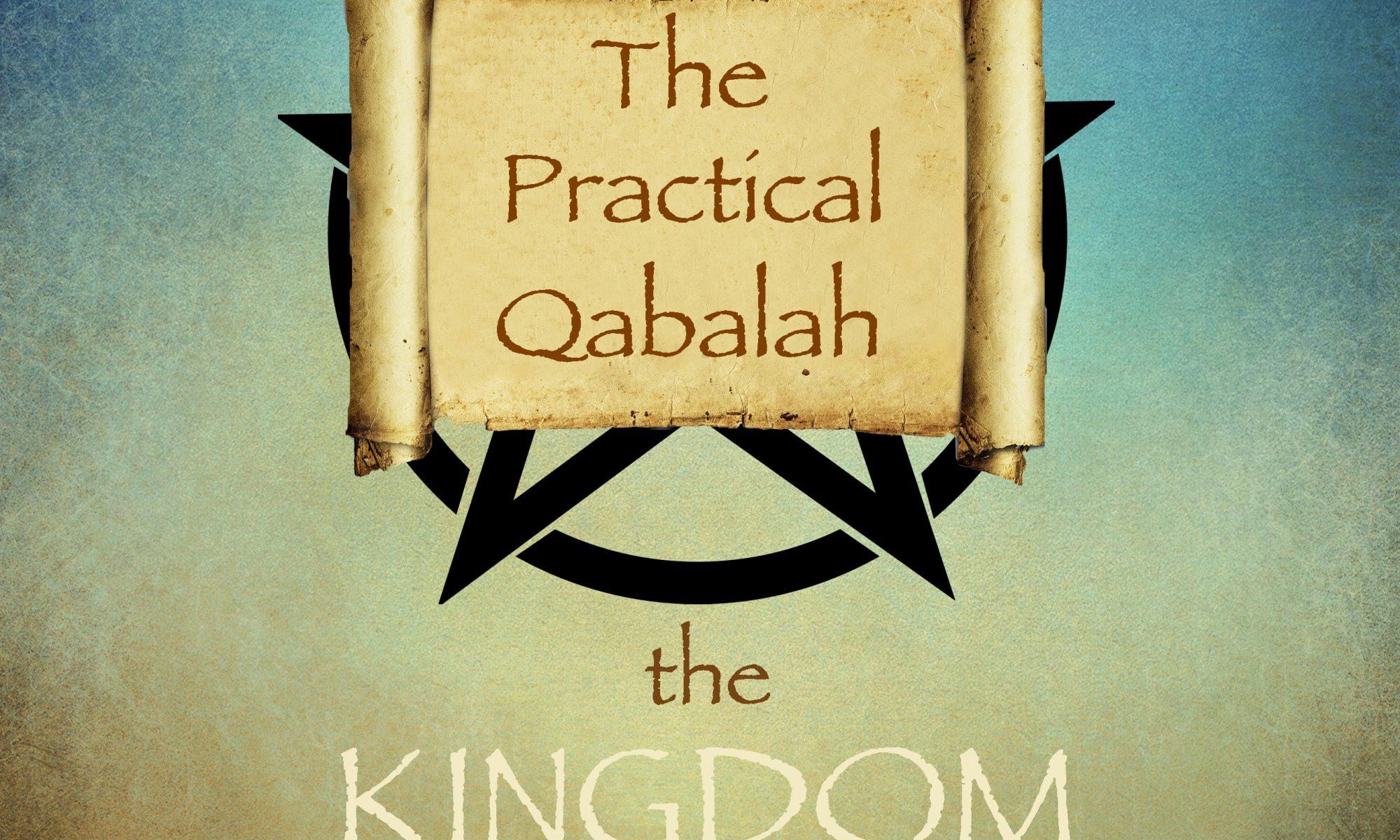 Malkuth - the Kingdom Qabalah front cover
