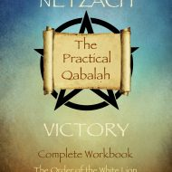 Netzach - Victory over Feelings workbook cover