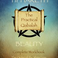 Tiphareth – Devotion to the Great Work workbook cover