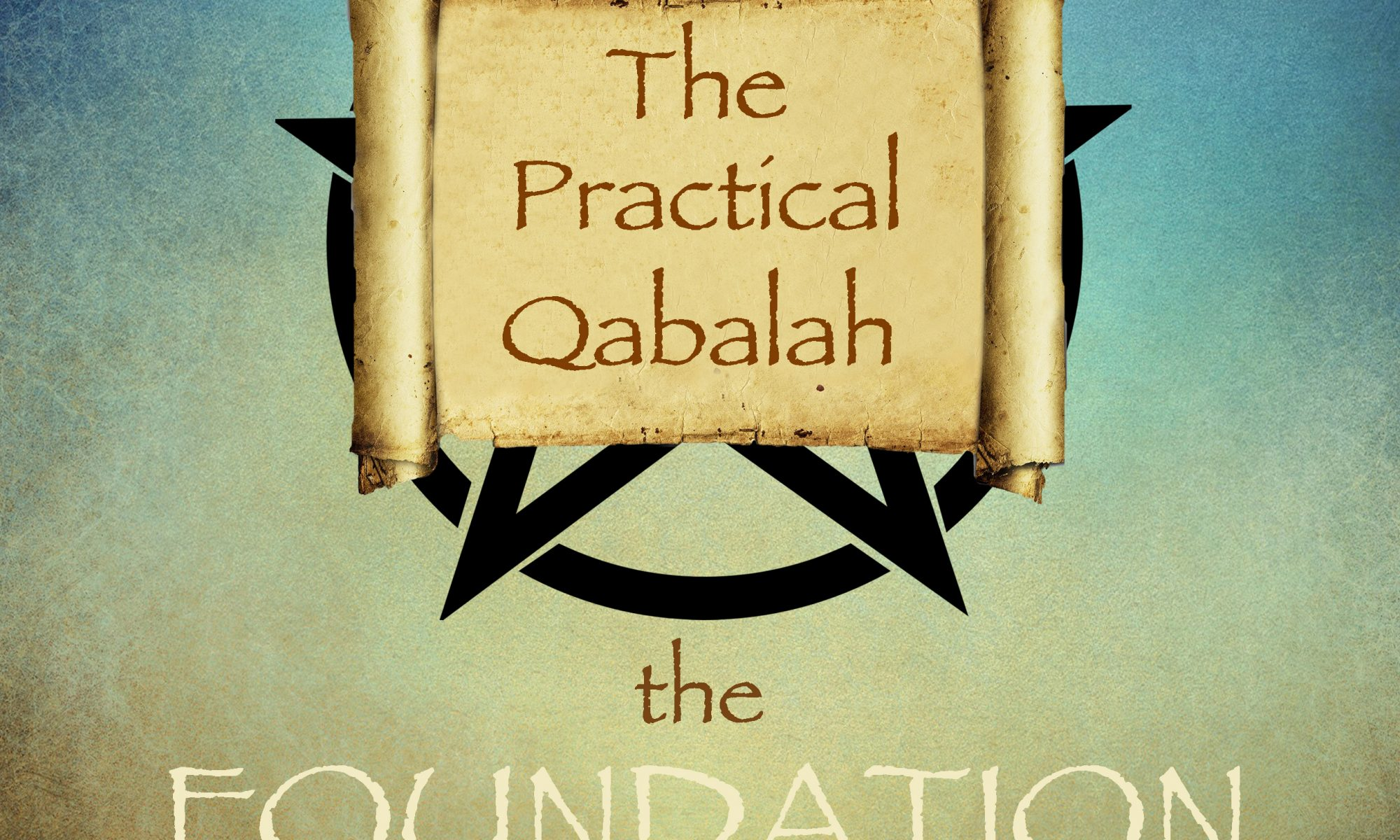 Yesod - the Foundation Qabalah front cover